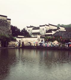 宏村游记图文-从北到南访徽州——暑期自驾游