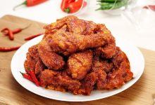 济州岛美食图片-韩式炸鸡