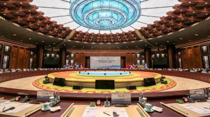 杭州国际博览中心(g20峰会体验馆)8