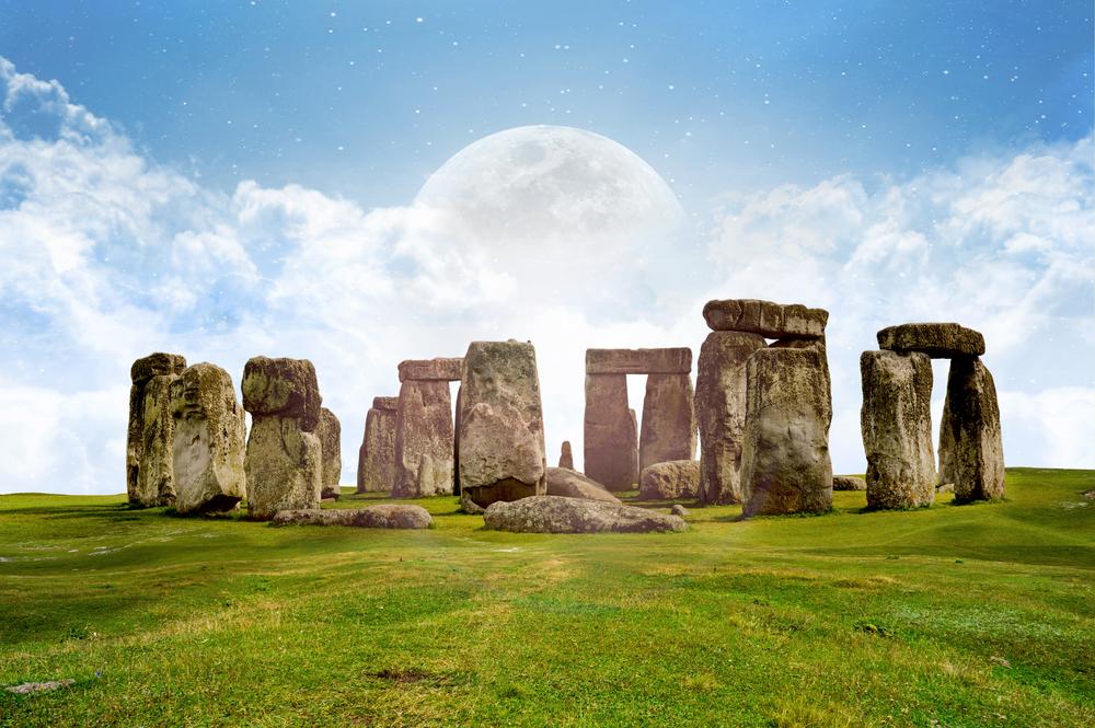 英國史前巨石陣門票