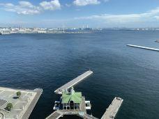横滨港未来21-横滨-树懒的旅途
