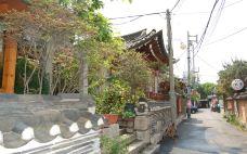 仁寺洞-首尔-傻桃子呦西
