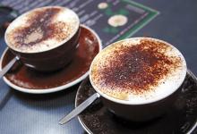 皇后镇美食图片-白咖啡