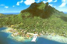 Anau-波拉波拉岛-加藤颜正Kato