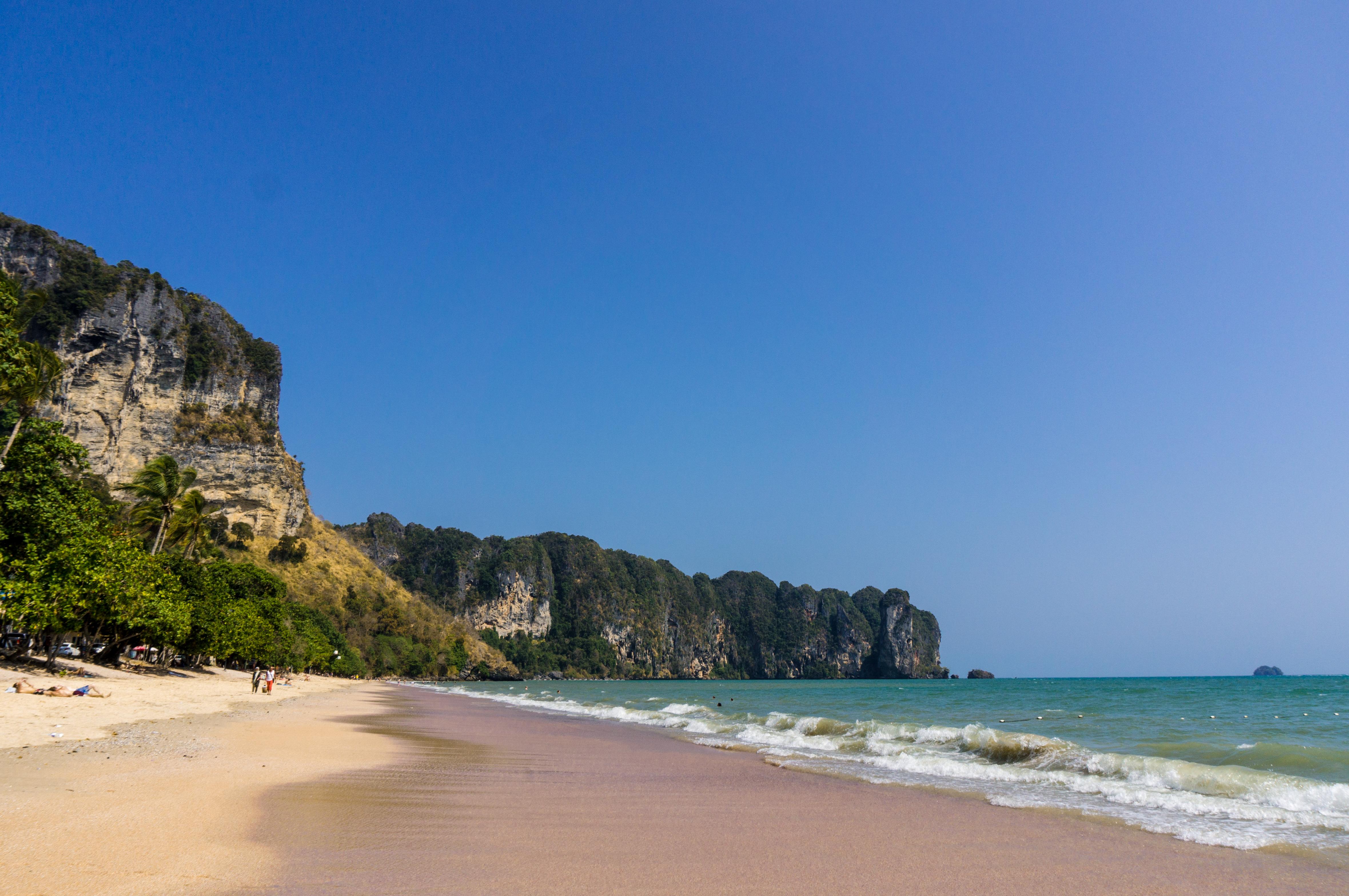 奧南海灘  Ao Nang Beach   -0