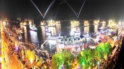 石浦渔港古城首页大图