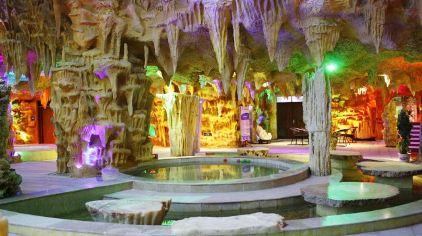 溶岩温泉2