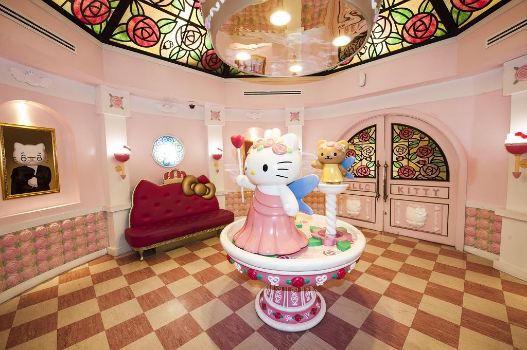 Sanrio Hello Kitty Town & Thomas Town Ticket