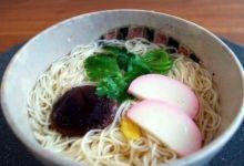 奈良美食图片-三轮素面