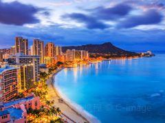 细数夏威夷的美丽风光 2日经典游