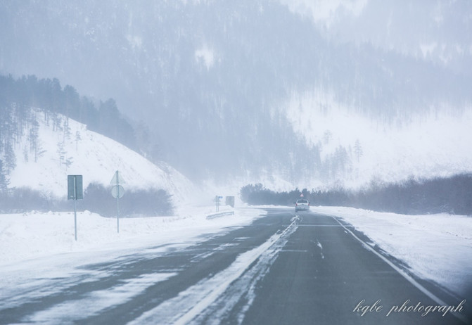流连忘返,在贝加尔湖的冬天