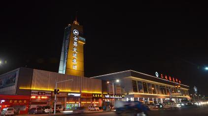 交运长江夜游-三峡游客中心1