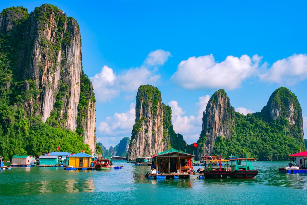 Full Day Halong Bay Day Tour From Hanoi