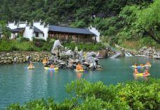 石林仙人谷漂流-千岛湖