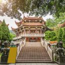 Private Tour: South Putuo Temple, Island Ring Road, Xiamen Huihe Stone Cultural Park, Xidi Coffee Street
