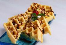 华盛顿美食图片-华夫饼