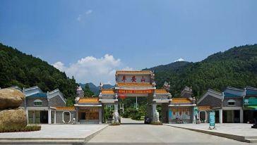 平安山生态旅游风景区