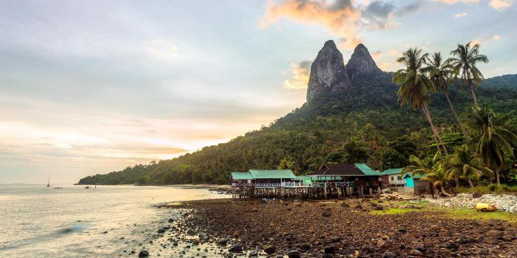 刁曼岛图片