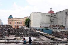 大神庙-墨西哥城-东郭1076