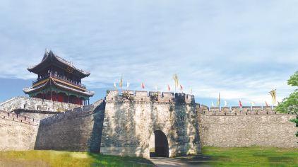 荆州古城1
