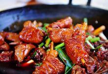 贵阳美食图片-辣子鸡