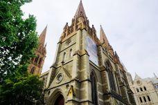 圣保罗大教堂-墨尔本-M30****3276
