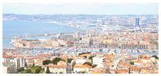 马赛旧港-普罗旺斯-心如旅途