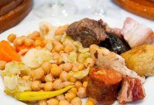 马德里美食图片-马德里烩菜