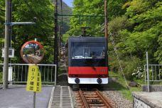 箱根登山缆车-箱根-doris圈圈