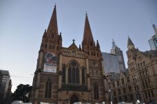 圣保罗大教堂-墨尔本-M30****9258