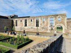 索米尔城堡-索米尔-噼里啪啦