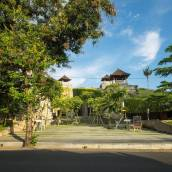 巴厘島納魯奴阿小屋