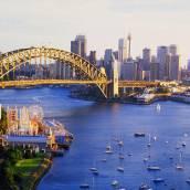 悉尼北海景酒店