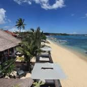 巴厘島印第安納肯安伽豪華別墅
