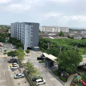 曼谷rama 2公寓短租 免費泳池健身
