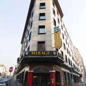 米蘭米拉奇貝斯特韋斯特酒店