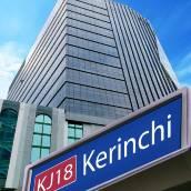 吉隆坡八打靈再也奈克瑟麗晶公寓酒店