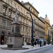 布達佩斯中央公寓酒店