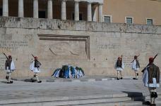 无名战士纪念碑-雅典-山水人生