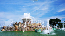 白金汉喷泉