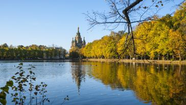 俄罗斯圣彼得堡夏宫