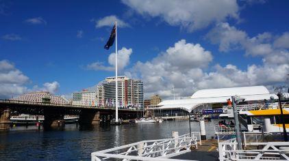 澳大利亚 悉尼 达令港1