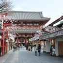 日本東京一日遊(淺草寺+築地市場+台場海濱公園+晴空塔)