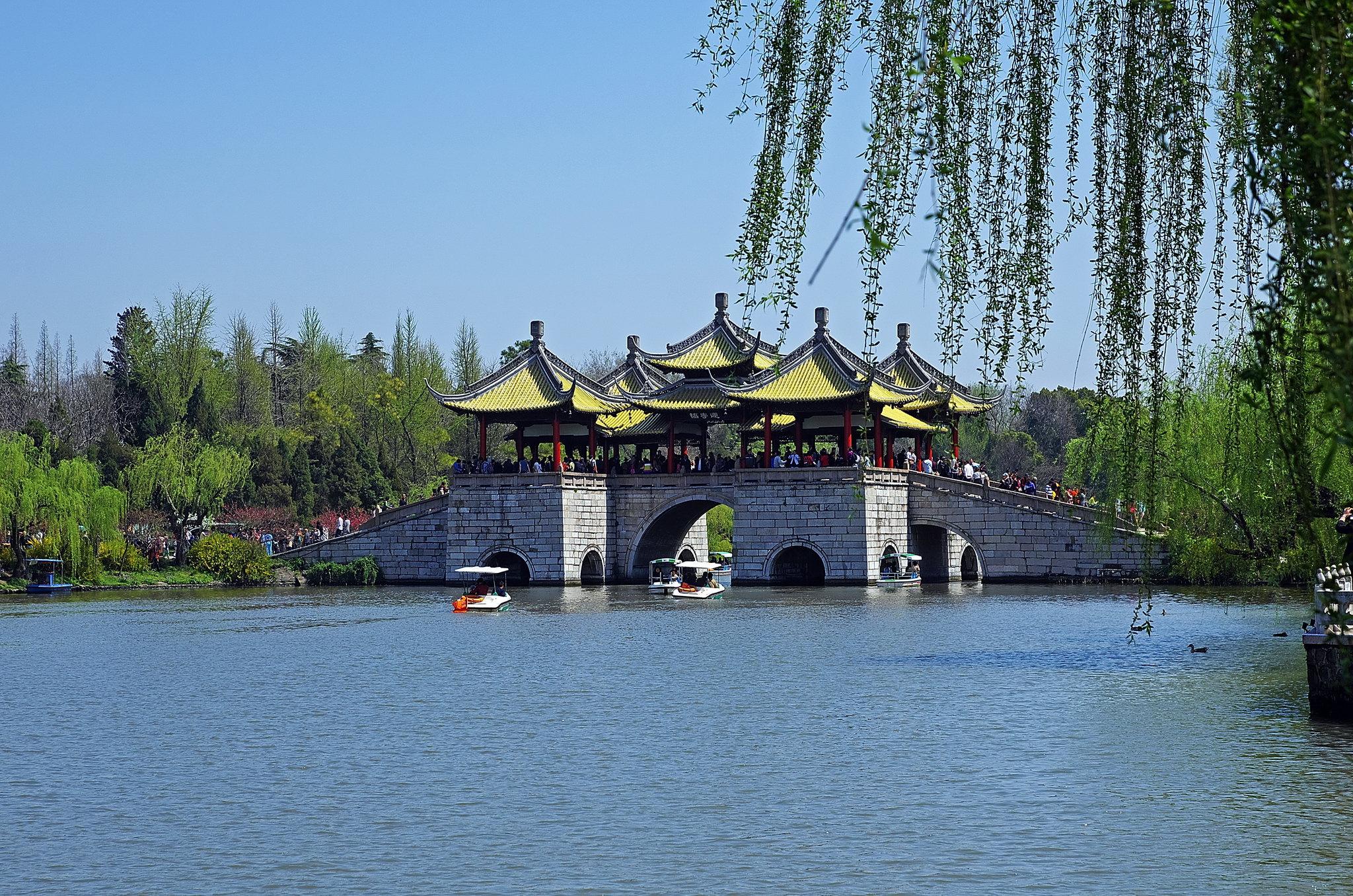 揚州瘦西湖+東關街歷史街區+何園+大明寺一日遊