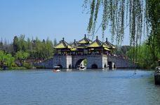 扬州瘦西湖-扬州-张延召