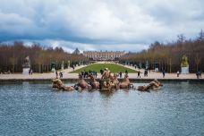 凡尔赛宫-凡尔赛-doris圈圈