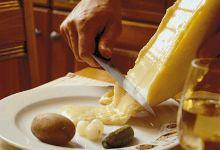 苏黎世美食图片-奶酪加土豆