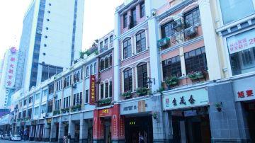 广东广州北京路步行街