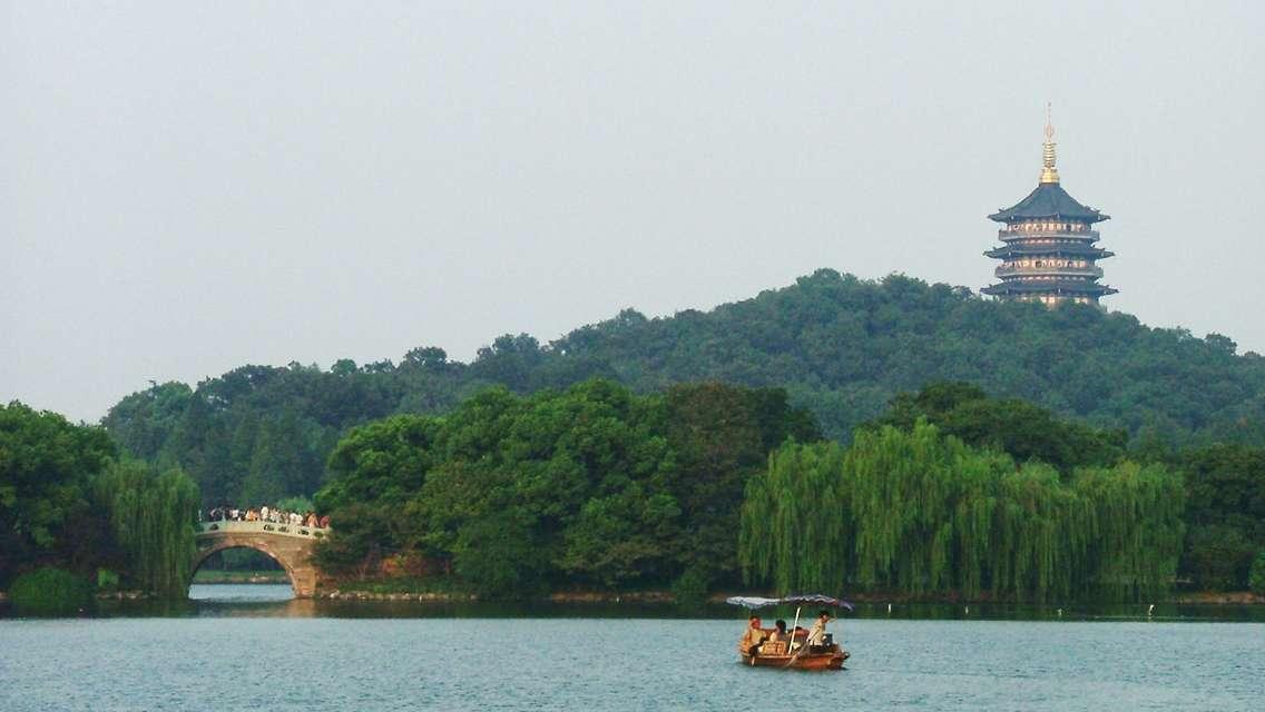 杭州西湖+西湖遊船+黃龍洞景區一日遊(升級含宋城千古情 花港觀魚)