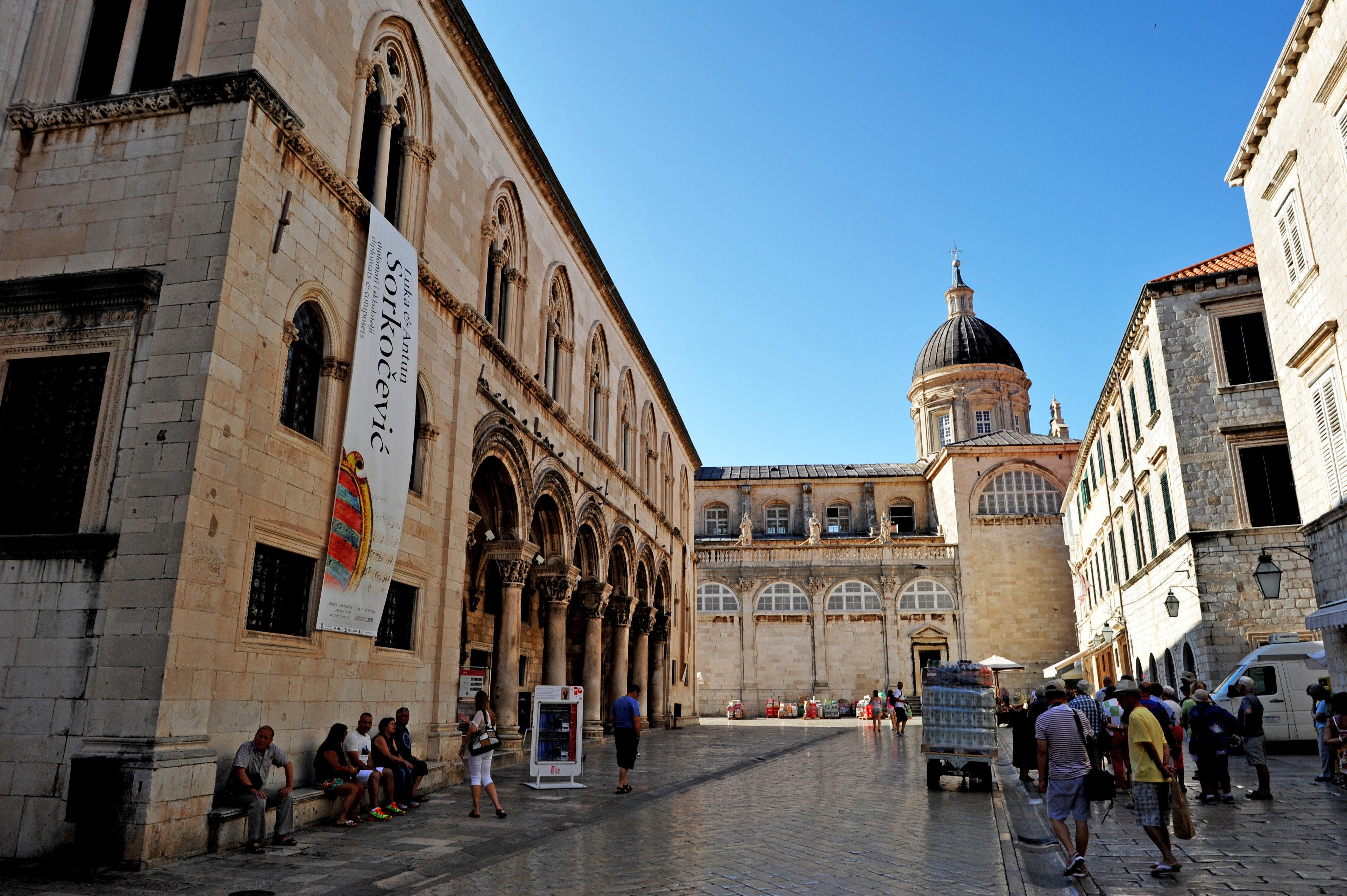杜布羅夫尼克古城區  Old Town Dubrovnik   -1
